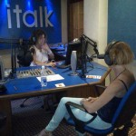 112 Carlota Galgos on iTalk FM