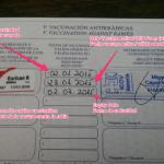 New Pet Passport Example