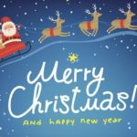 2018: Merry Christmas & Happy New Year To All